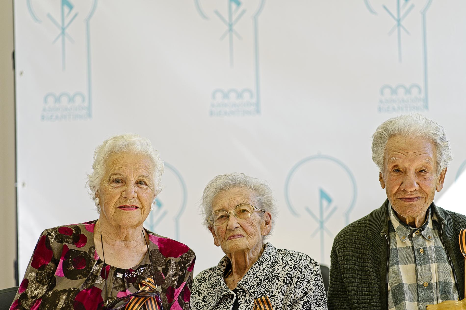 Матутина Родригес Ания, Мария Анхелес Оркоен Мерино, Хуан дель Молино Парра – так зовут этих прекрасных людей, наших новых знакомых.